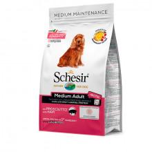 Schesir Adult Medium - Šunka s ryžou 3kg Agras Delic - 1