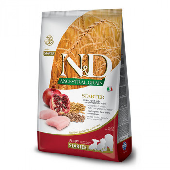 Farmina N&D Dog LG Baby Starter - Chicken & Pomegrante 0,8kg Farmina N&D - 1