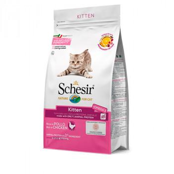 Schesir Kitten - Kuracie s ryžou 400g Agras Delic - 1