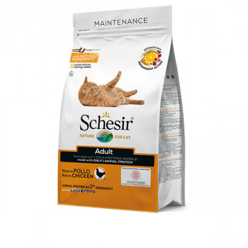 Schesir Adult - Kuracie s ryžou 400g Agras Delic - 1