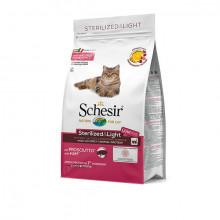 Schesir Sterilized - Šunka s ryžou 400g Agras Delic - 1