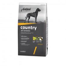Golosi Country All Breeds - kuracie a morčacie s ryžou 3kg Zoodiaco - 1