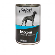 Golosi Bocconi - Tuniak na treska s ryžou 400g Zoodiaco - 1