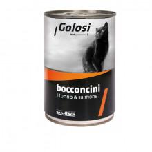 Golosi Bocconcini - Tuniak s lososom s ryžou Zoodiaco - 1