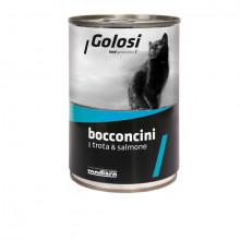 Golosi Bocconcini - Pstruh a losos s ryžou Zoodiaco - 1