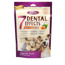 Vegebrand 7 Dental Effects - Mliečno lososové kostičky 160g Vegebrand - 1