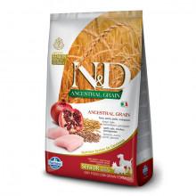 Farmina N&D dog LG Senior Small&Medium Chicken & Pomegranate 2,5 kg Farmina N&D - 1