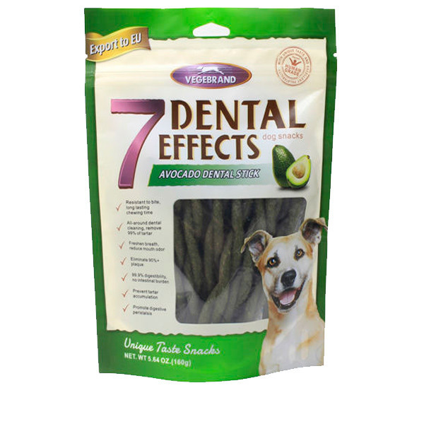 Vegebrand 7 Dental Effects - Avokádové paličky 160g Vegebrand - 1