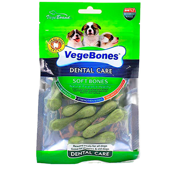 VegeBones Dental Care - kostičky 60g Vegebrand - 1