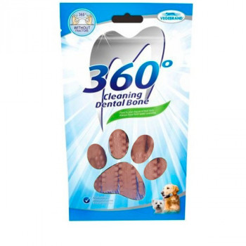 360° Cleaning Dental - Kuracie kefky 90g Vegebrand - 1