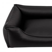 Sofa Alicante Pelech Štandard - Čierna farba Ani - pet - 1