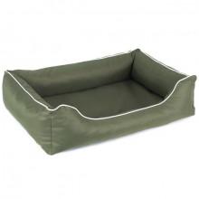 Sofa Valencia Pelech Štandard - khaki zelená farba Ani - pet - 3