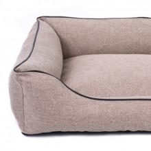 Sofa Mallorca Pelech Comfort - béžová farba Ani - pet - 2