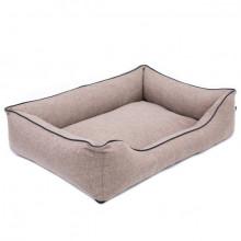 Sofa Mallorca Pelech Comfort - béžová farba Ani - pet - 3