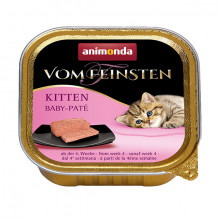 Vom Feinsten Kitten - Baby Paté 100g Animonda - 1