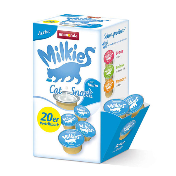 Animonda Milkies - Active 20 x 15g Animonda - 1