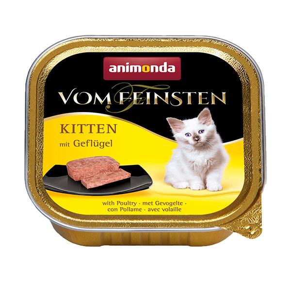 Vom Feinsten Kitten - Hydina 100g Animonda - 1