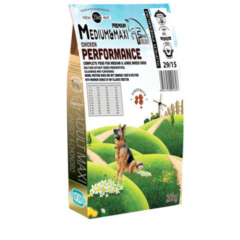 Fresh Farm Top Breeder -  Performance Adult 20kg Fresh Farm - 1