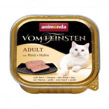 Vom Feinsten Adult - Hovädzie a kura 100g Animonda - 1