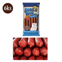 copy of Bow Wow XS Klobása pre psa - kolagén a karamel 6ks (30cm)  - 1