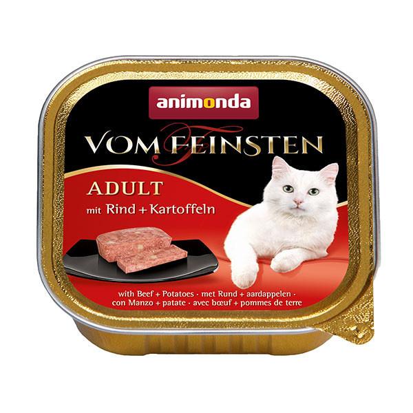 Vom Feinsten - Hovädzie a zemiaky 100g Animonda - 1