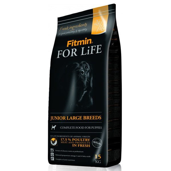 Fitmin dog For Life Junior Large 15kg Dibaq Fitmin - 1