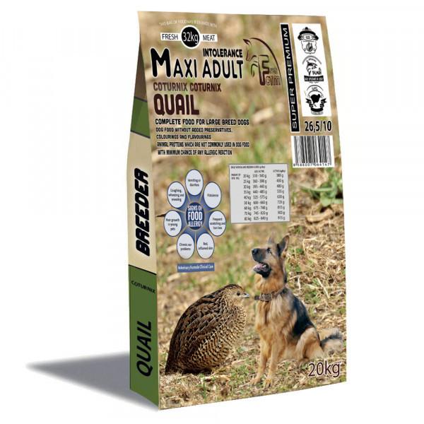FFM - Quail Adult Medium Maxi Light Sterility Ani - pet - 1
