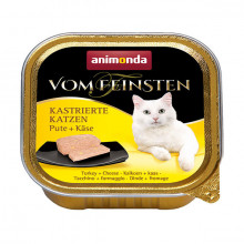 Vom Feinsten Sterilized - Morka a syr 100g Animonda - 1