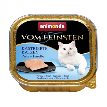 Vom Feinsten Sterilized - Morka a pstruh 100g Animonda - 1