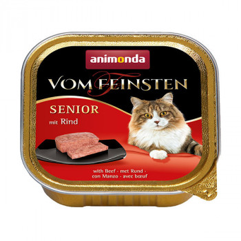 Vom Feinsten Senior - Hovädzie 100g Animonda - 1