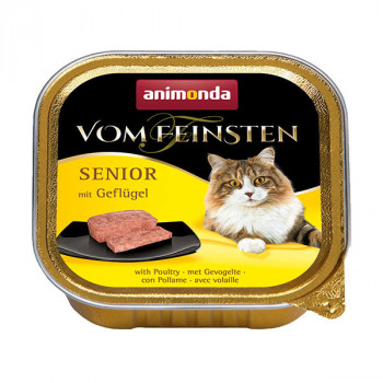 Vom Feinsten Senior - Hydina 100g Animonda - 1