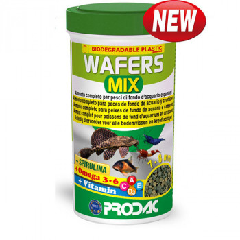 Wafers Mix - 50g Prodac - 1