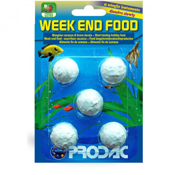 Week And Food - 21g Prodac - 1