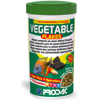 Vegetable Flakes - 20g Prodac - 1