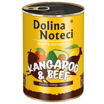 Dolina Noteci Superfood - Kengura a hovädzie 400g DNP S.A. - 1