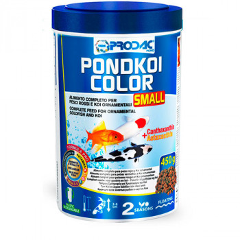 Pondkoi Color Small - 450g Prodac - 1