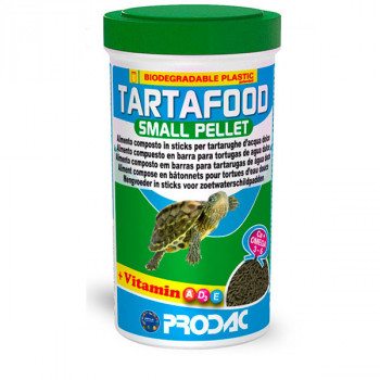 Tartafood Small Pellet - 35g Prodac - 1