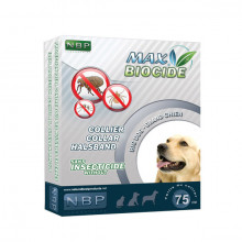 Max Biocide antiparazitný obojok pre psa - 75cm Natural Best Products - 1