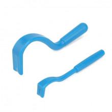 Tick tweezers - háčik na vyberanie kliešťov 2ks Camon - 1
