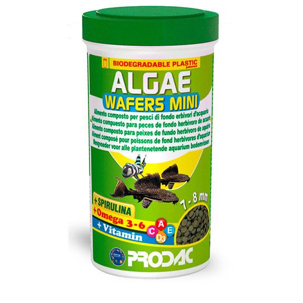 Algae Wafers Mini - 50g Prodac - 1