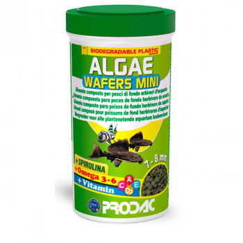 Algae Wafers Mini - 50g Prodac - 1