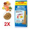 Pondsticks - 7,5kg Prodac - 1
