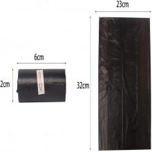 Sáčky na exkrement Nobleza 3 rolky - čierne (3x15ks) Nobleza - 3