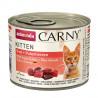 Carny Kitten - Hovädzie + morčacie srdcia 200g Animonda - 1