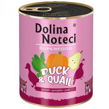 copy of Dolina Noteci Superfood - Kačica a prepelica 400g DNP S.A. - 1