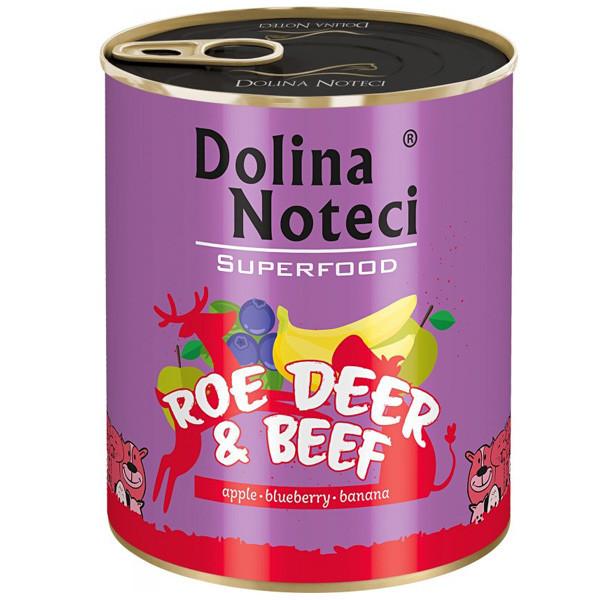 Dolina Noteci Superfood - Srnec a hovädzie 800g DNP S.A. - 1