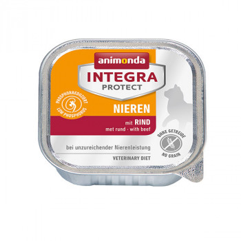 Animonda Integra Cat Nieren - Hovädzie mäso 100g Animonda - 1