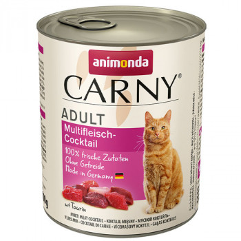 Carny Adult - Multimäsový kokteil  800g Animonda - 1