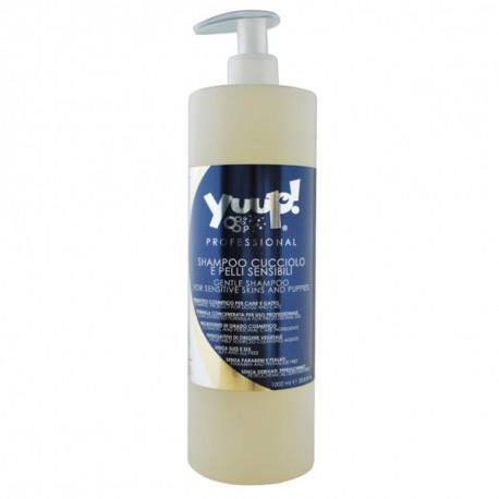 Yuup! Professional - Jemný šampón pre šteňatá a citlivú pokožku 1000ml Cosmetica Veneta - 1
