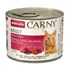 Carny Adult - Hovädzie a srdiečka 200g Animonda - 1